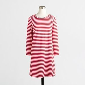 🆕LISTING {J. Crew} Striped Ponte Dress